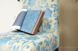 Fabric upholstery reupholstery furniture recovering Meath